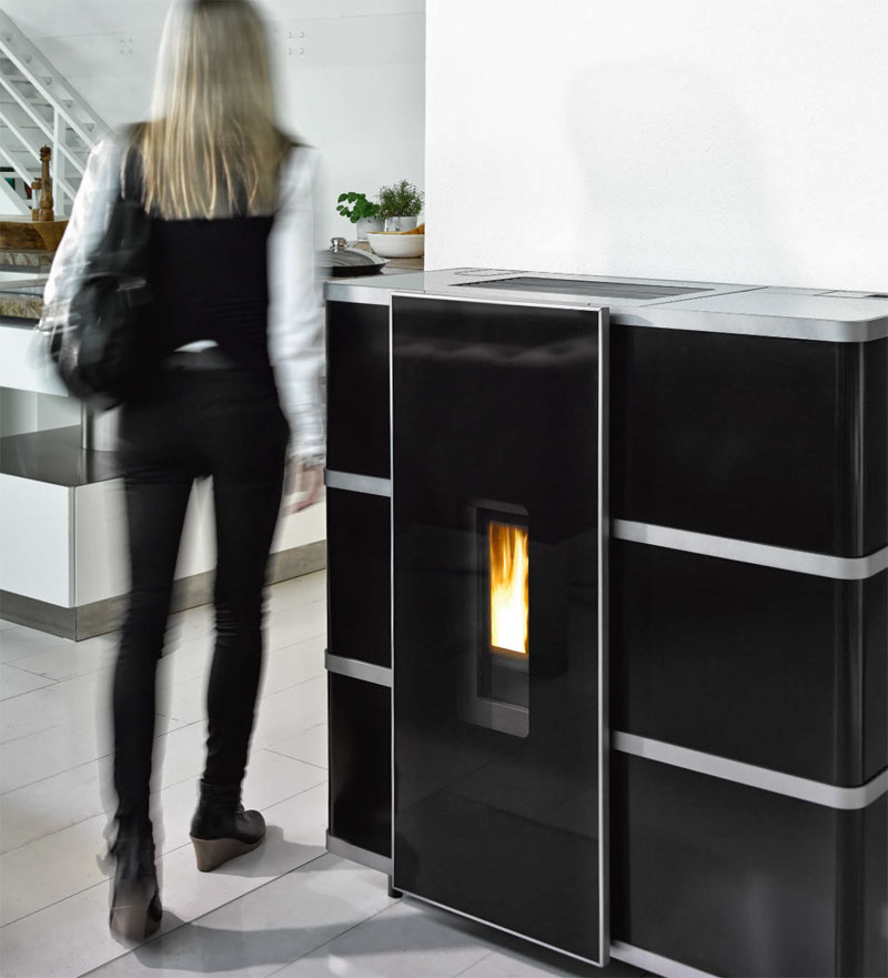 po le pellet wodtke ixpower 100 technologie. Black Bedroom Furniture Sets. Home Design Ideas