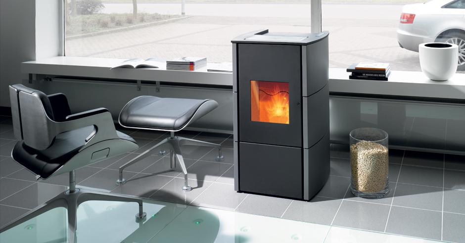 po le pellet ray. Black Bedroom Furniture Sets. Home Design Ideas