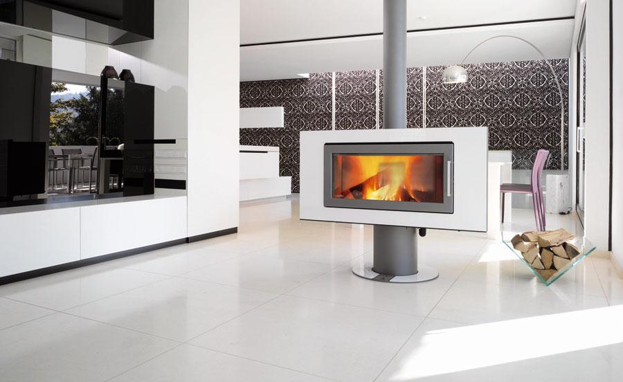 format 16 9 me socle pivotant 48 l gance du verre. Black Bedroom Furniture Sets. Home Design Ideas