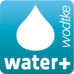 Logo wodtke waterplus